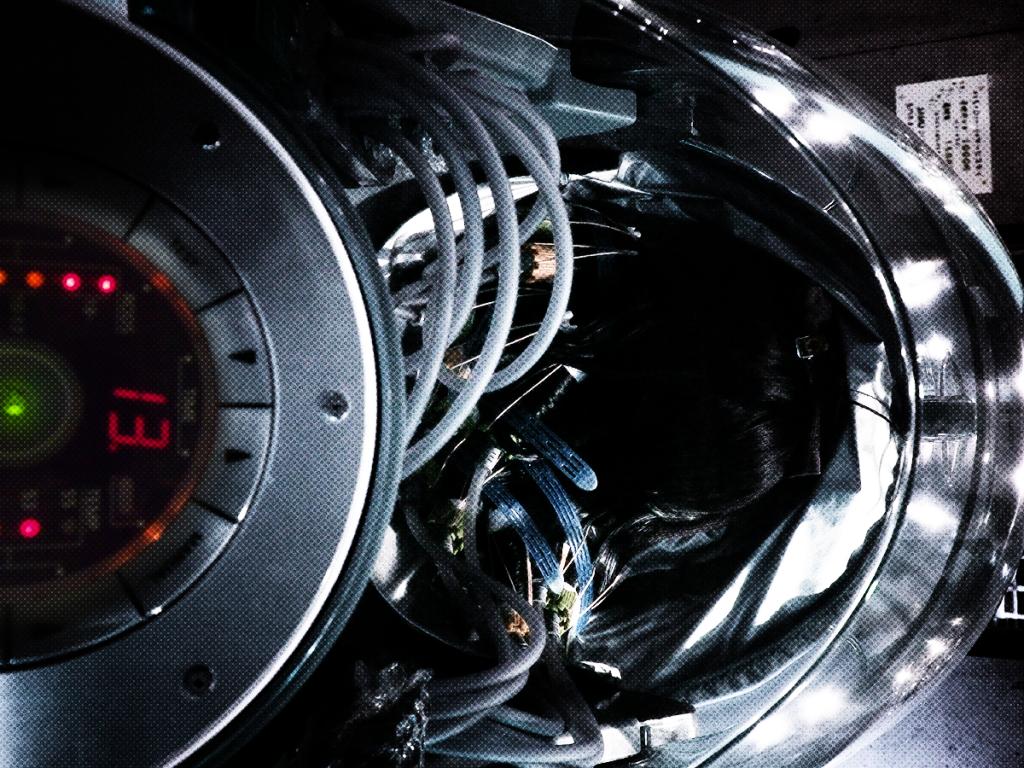 エアウエーブの機械の写真