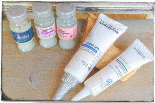 セリエヘアエステのトリートメント剤とシャンプー剤