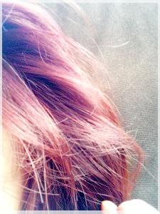 ピンクに染めたドントコイ1