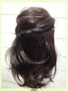 9月26日記事のヘアスタイル6