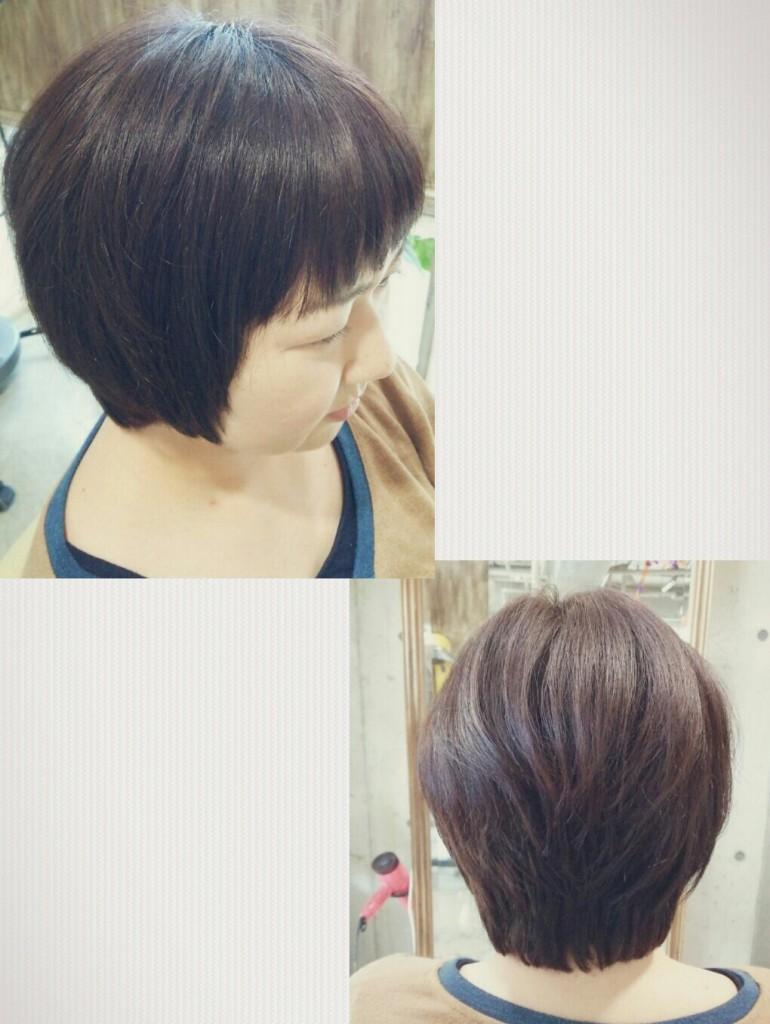 10月26日の季節感のあるショートヘア記事画像1
