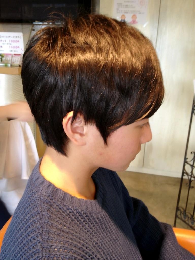 1月14日記事「おしゃれメンズのストレートヘア」挿入画像