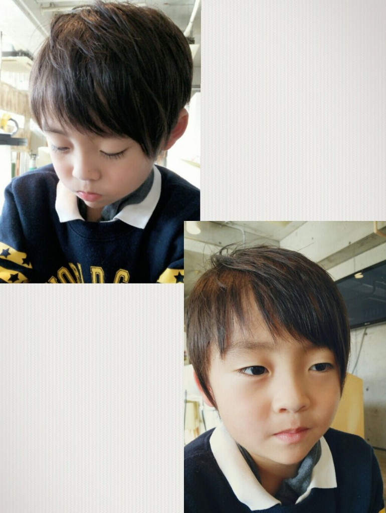 1月31日記事「こだわりが出てくるお年頃」男の子の写真2枚