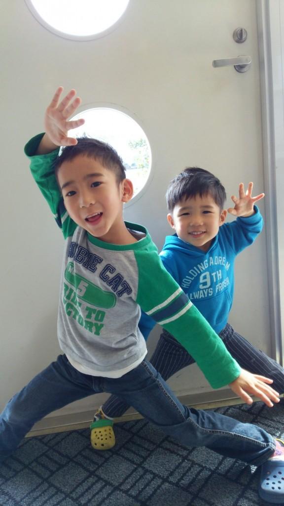 1月9日記事「キッズBOY」画像男の子2