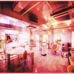 ジャムウ店内赤色加工した写真